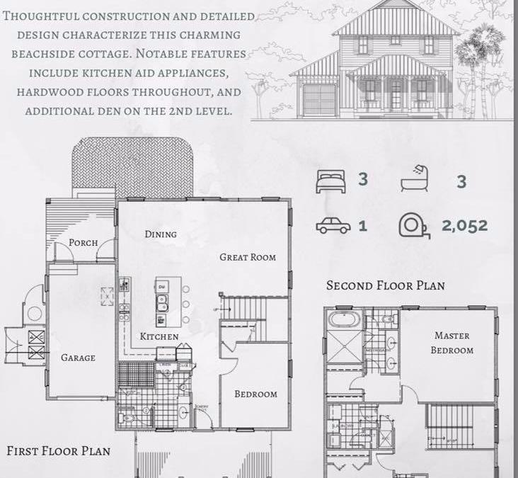 New Home Construction Destin, FL