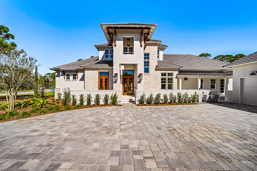 Recently Completed – Kelly Plantation House – Destin Construction